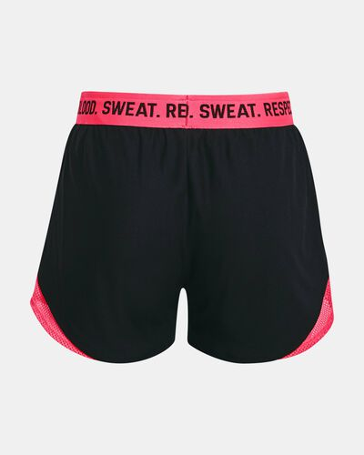 Girls' Project Rock Play Up Shorts